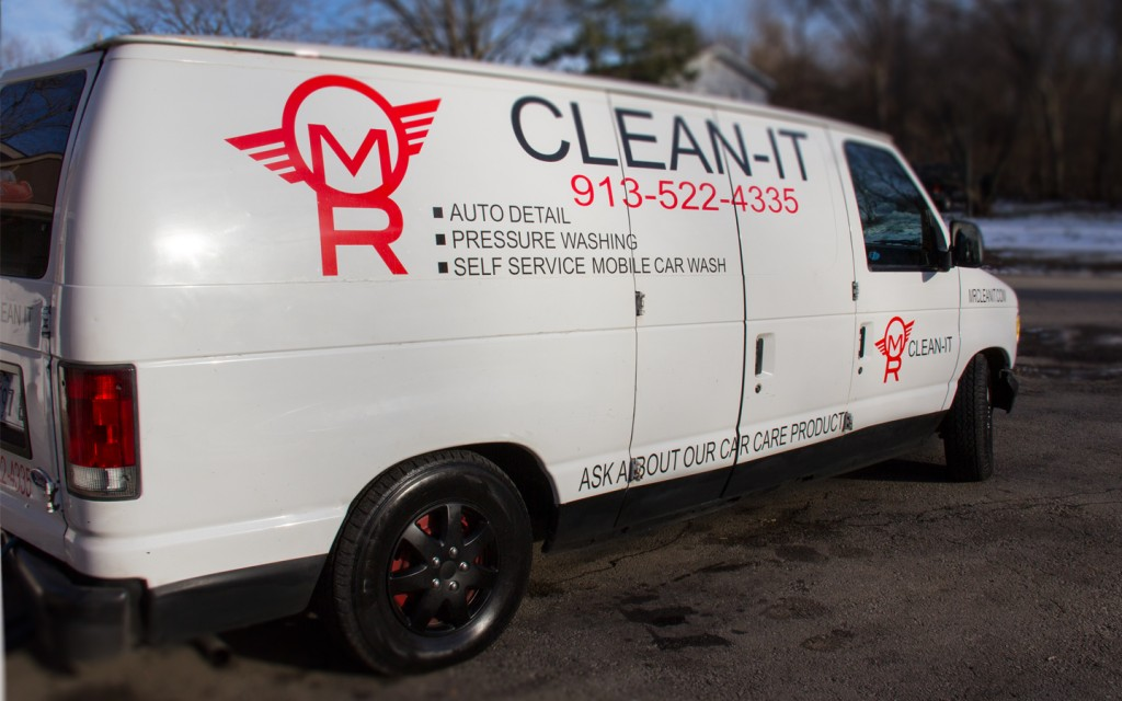 Mobile Steam Auto Detailing